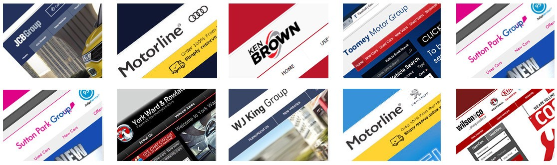 Just a selection of Owner Drivers to Group Dealerships